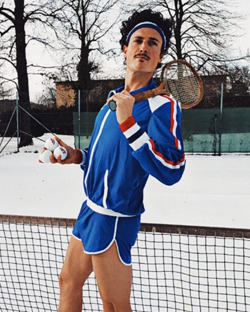Tennis Geschichte: Nostalgie mit Dominik Wirlend – Der City Outlet Blog