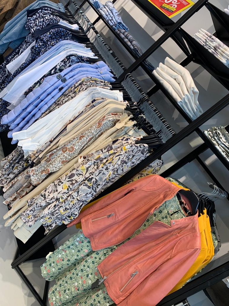 City Outlet Steyr Modeabteilung Damen