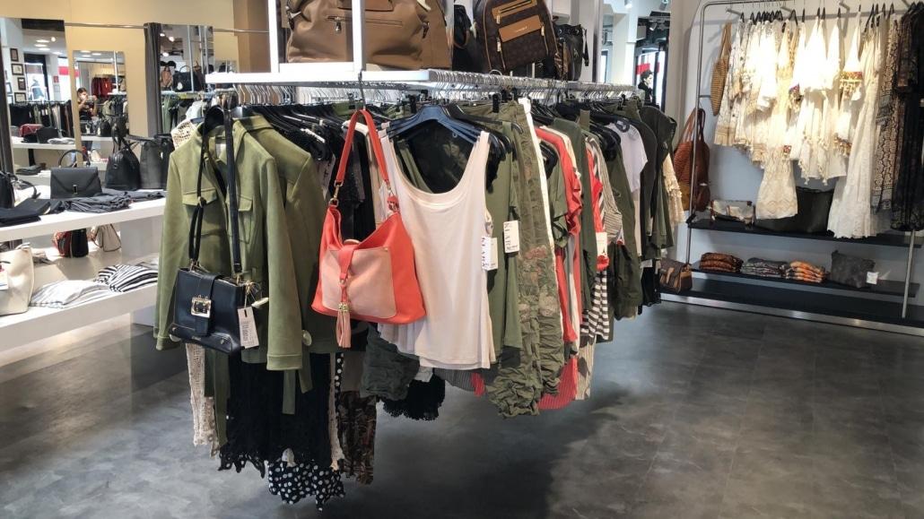 City Outlet Rohrbach Modeabteilung Damen