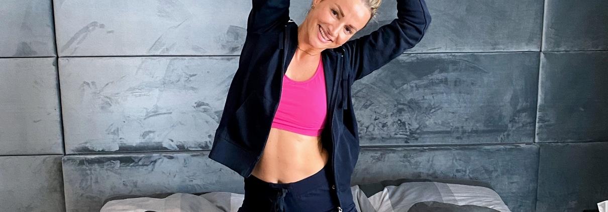 Schweinehund überwinden! City Outlet Blog Magdalena Henkel menafit