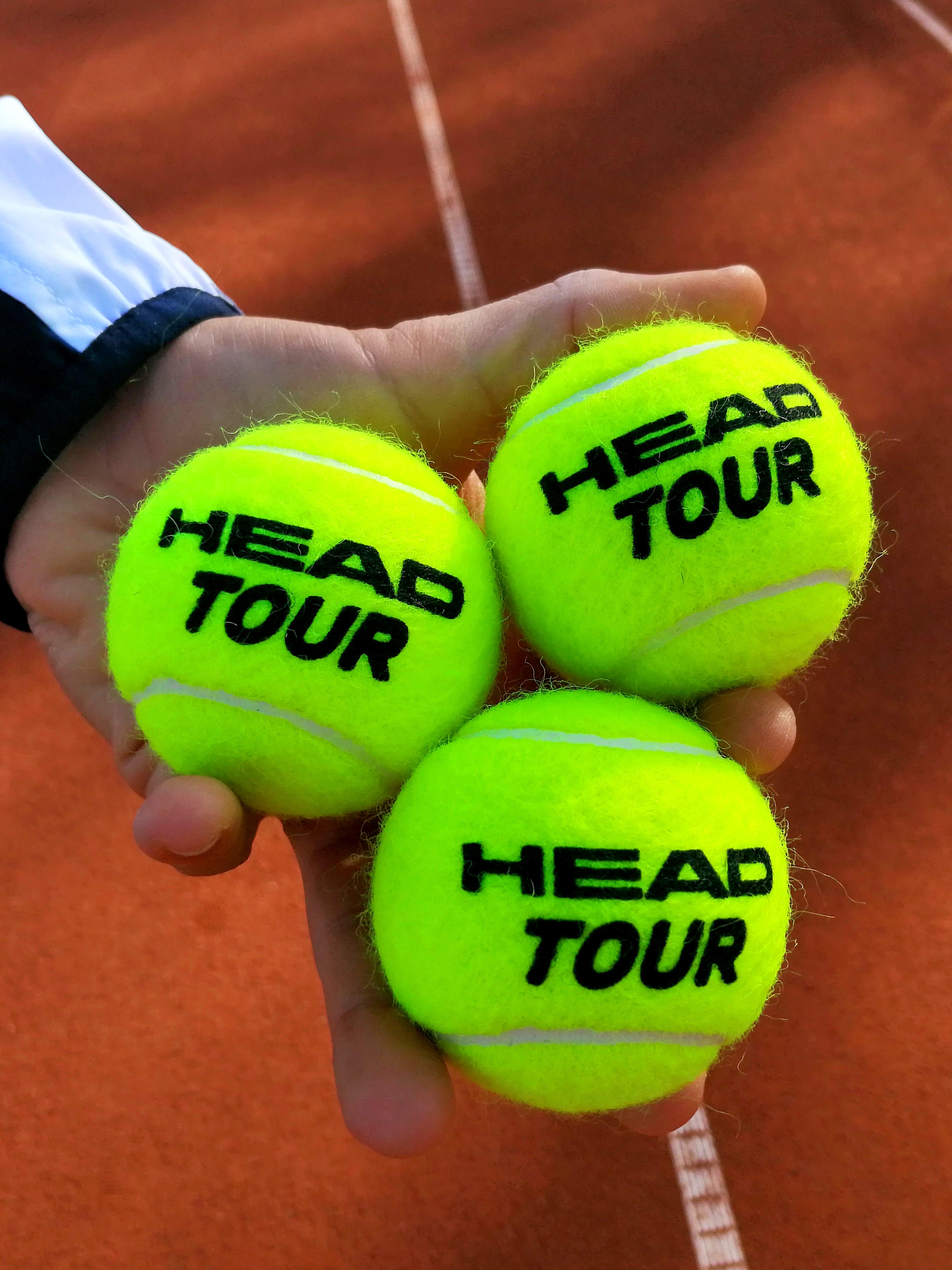 Tennis Zubehör City Outlet Blog Dominik Wirlend Tennisbälle