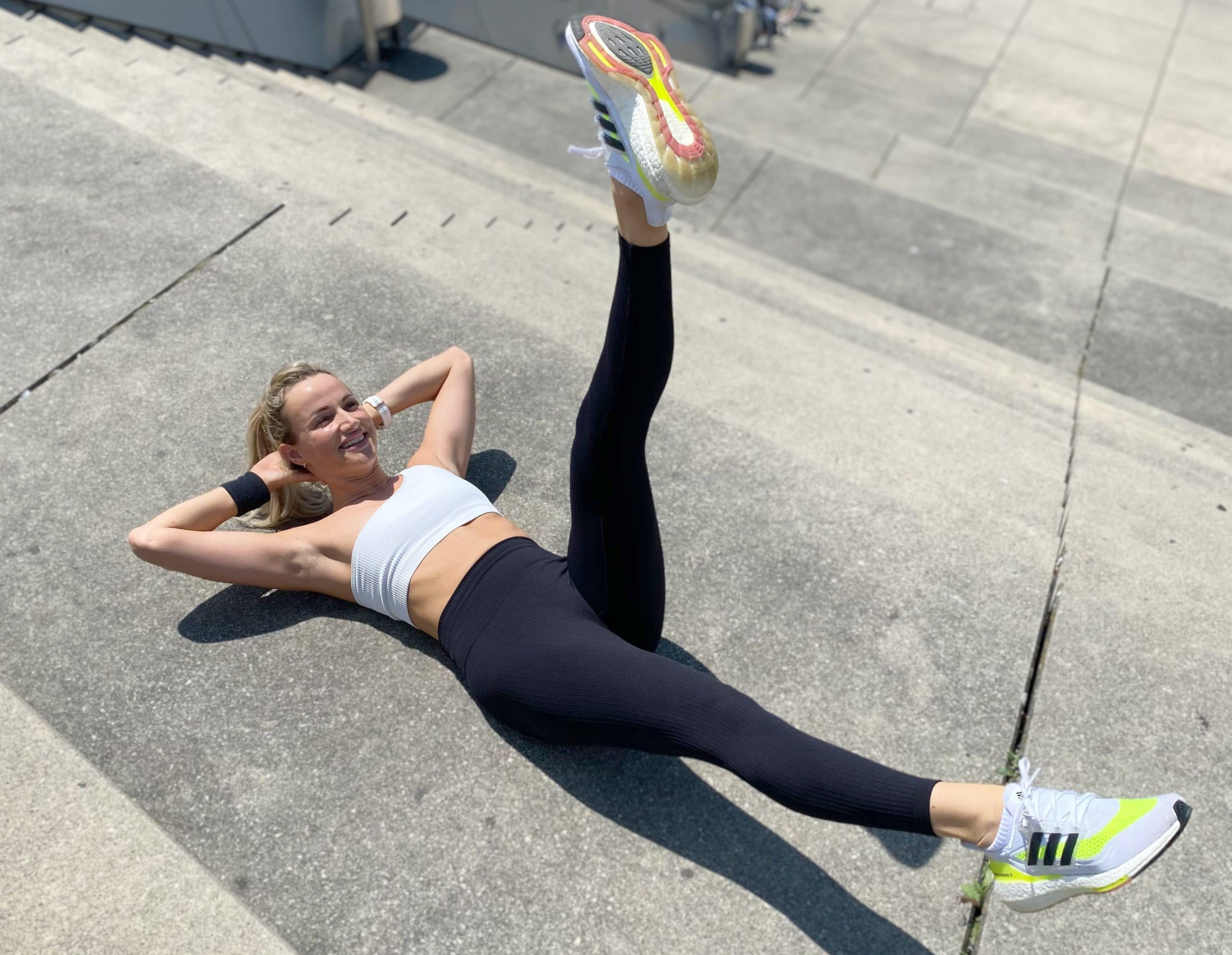Outdoor Training City Outlet Blog Magdalena Henkel Workout