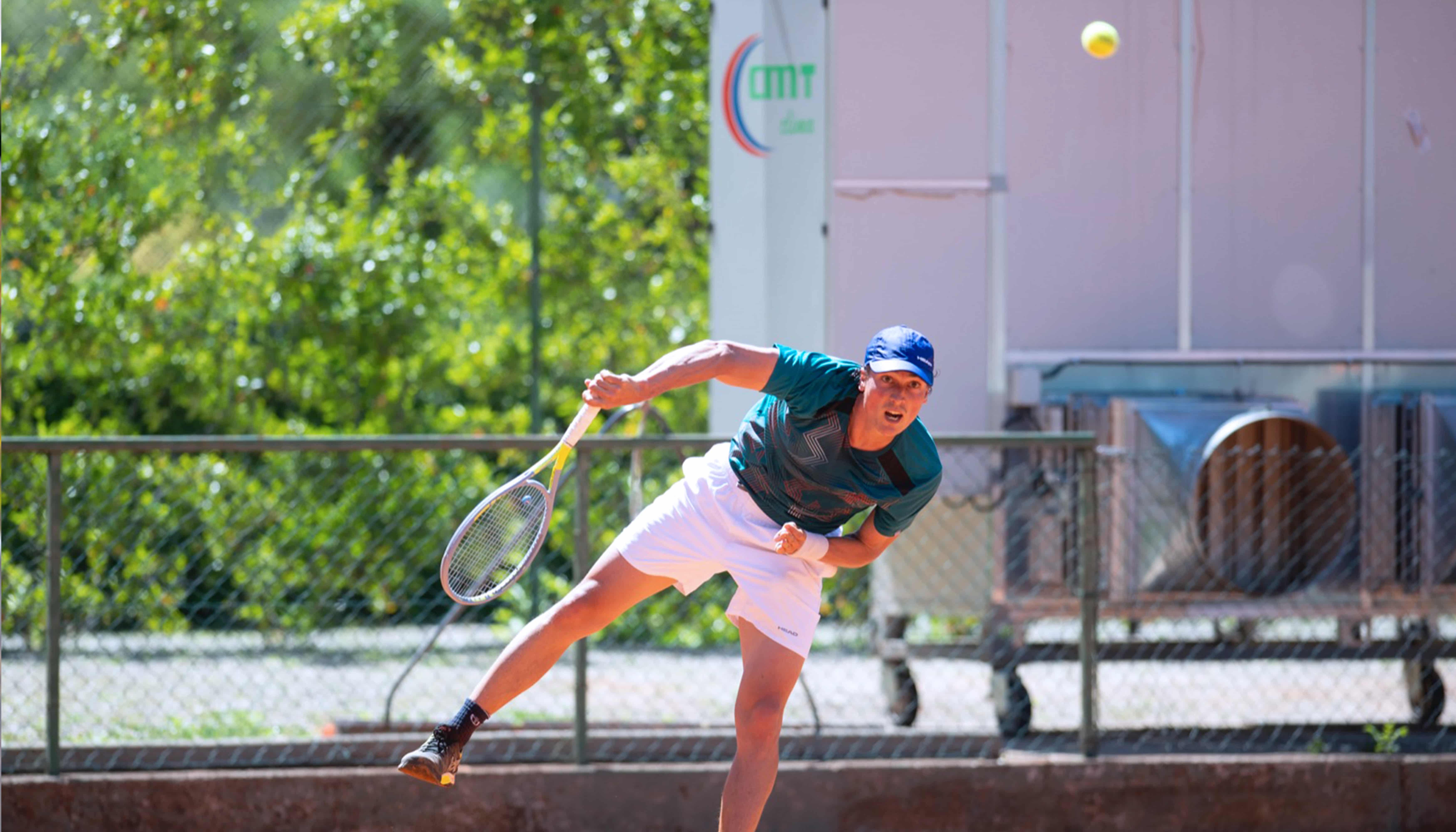 Tennis Aufschlag City Outlet Blog Dominik Wirlend