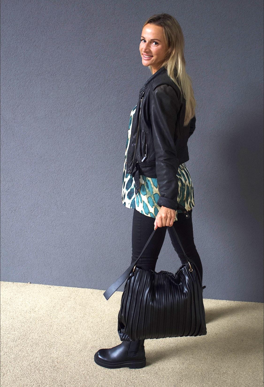 Herbst Outfit City Magdalena Henkel menafit Alltag