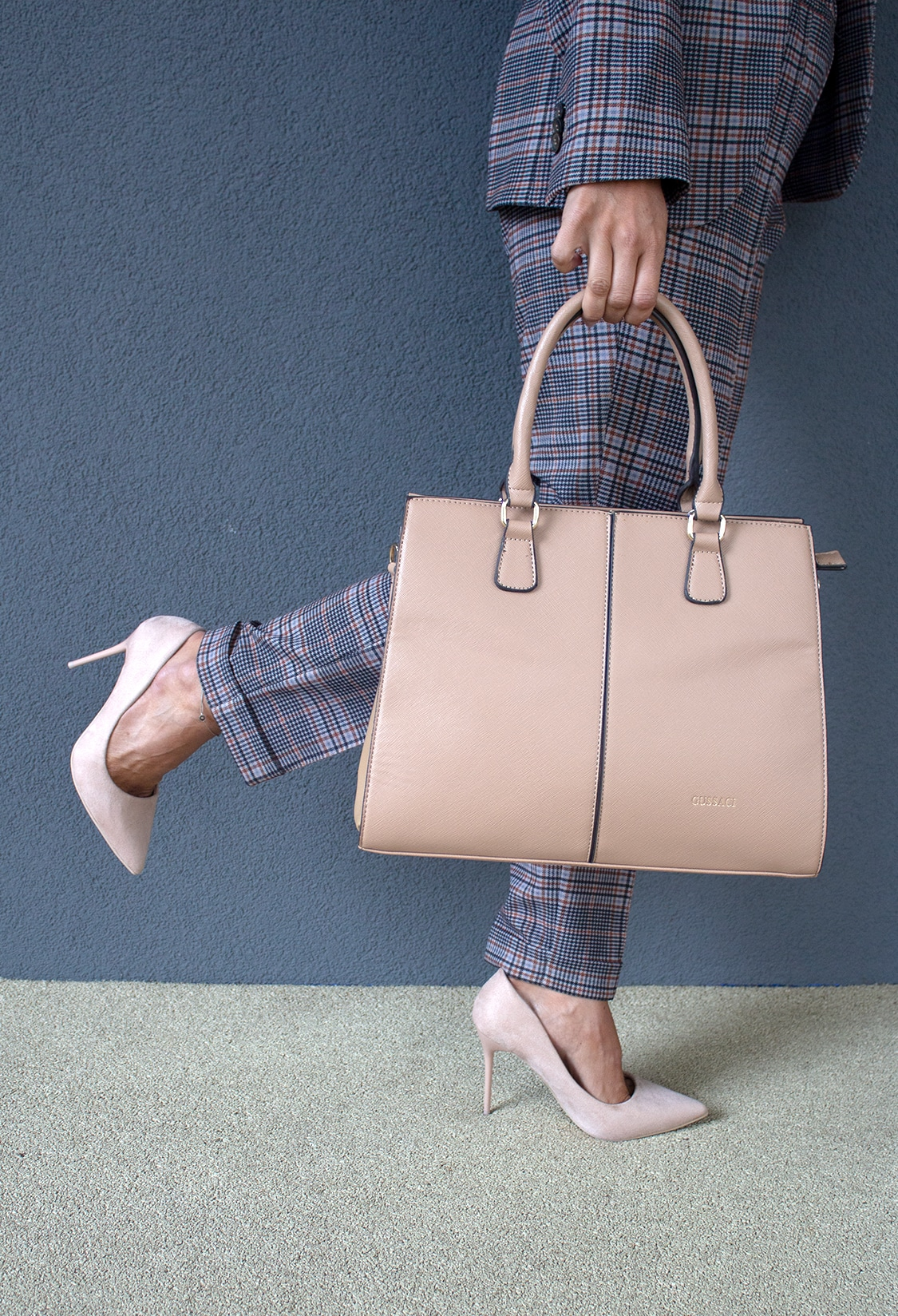 Herbst Outfit City Magdalena Henkel menafit Business