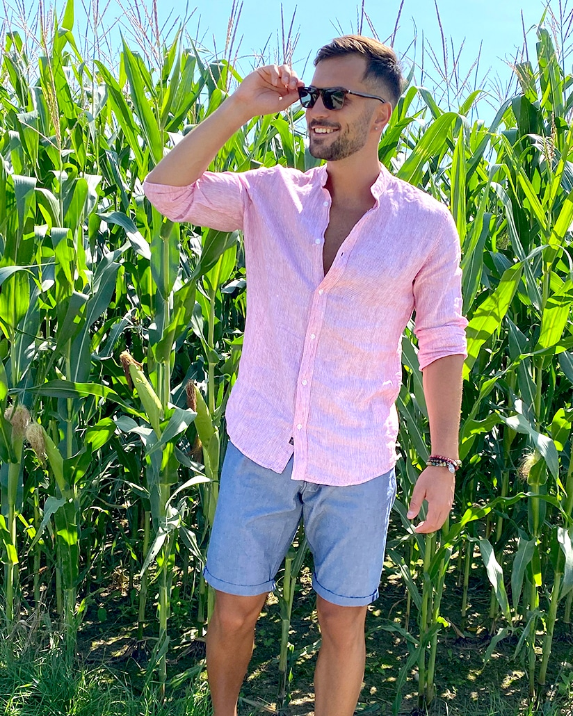 Sommer Outfit Herren City Outlet Blog Philipp Rafetseder Freizeit Outfit