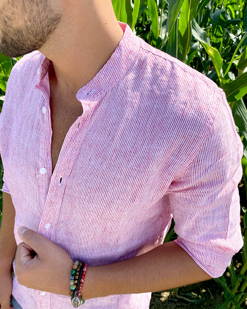 Sommer Outfit Herren City Outlet Blog Philipp Rafetseder Freizeit Outfit Detail