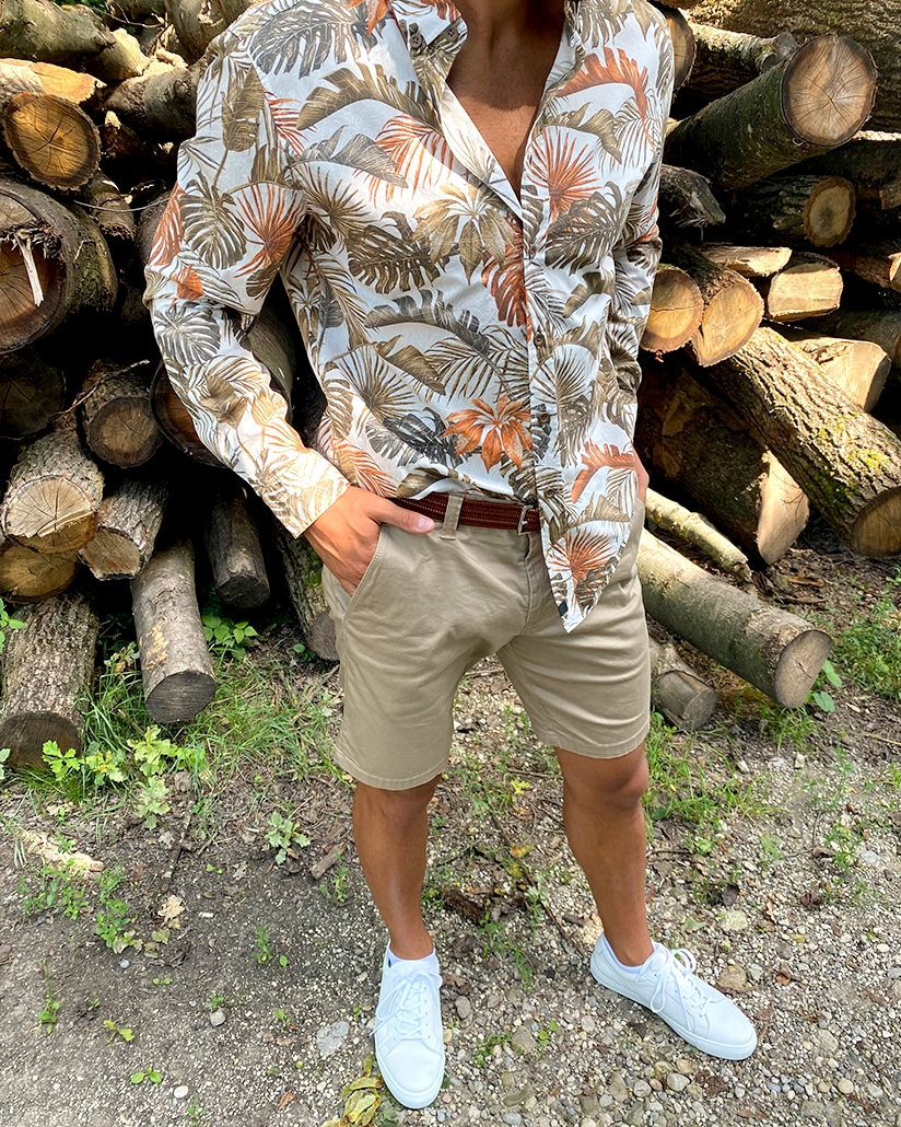 Sommer Outfit Herren City Outlet Blog Philipp Rafetseder Party Outfit Detail
