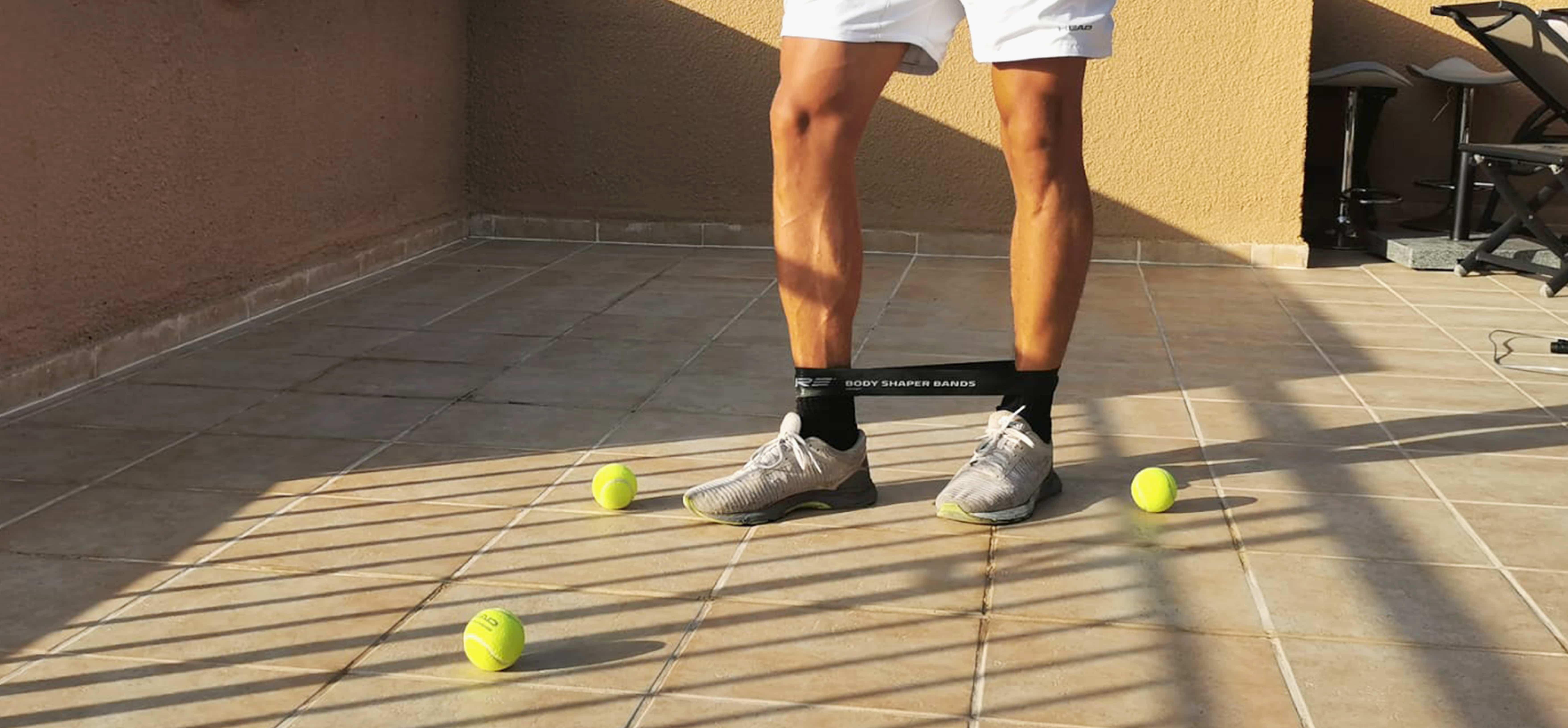 Beinarbeit Tennis City Outlet Blog Dominik Wirlend Titelbild