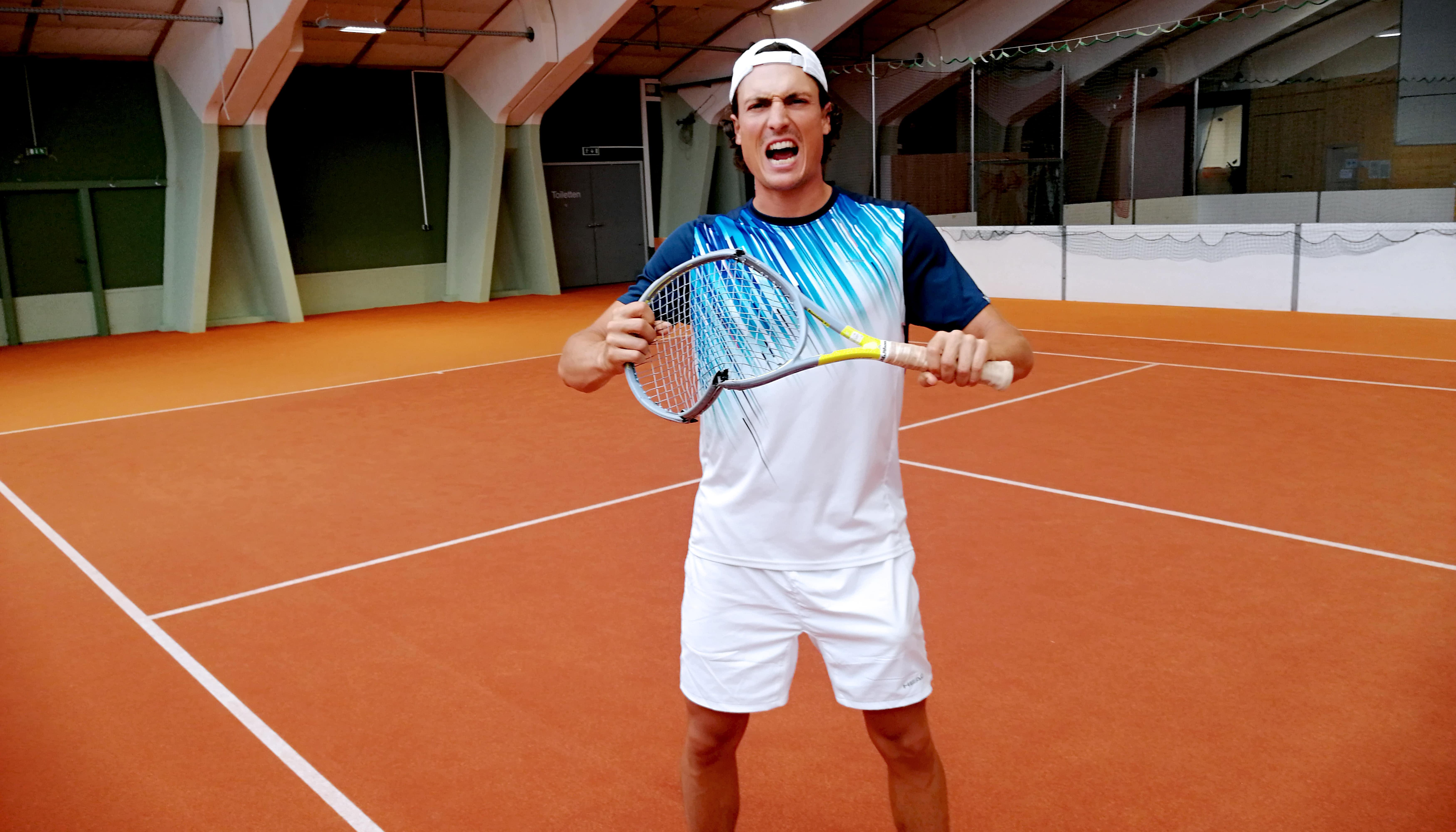 Fehler beim Tennis City Outlet Blog Dominik Wirlend