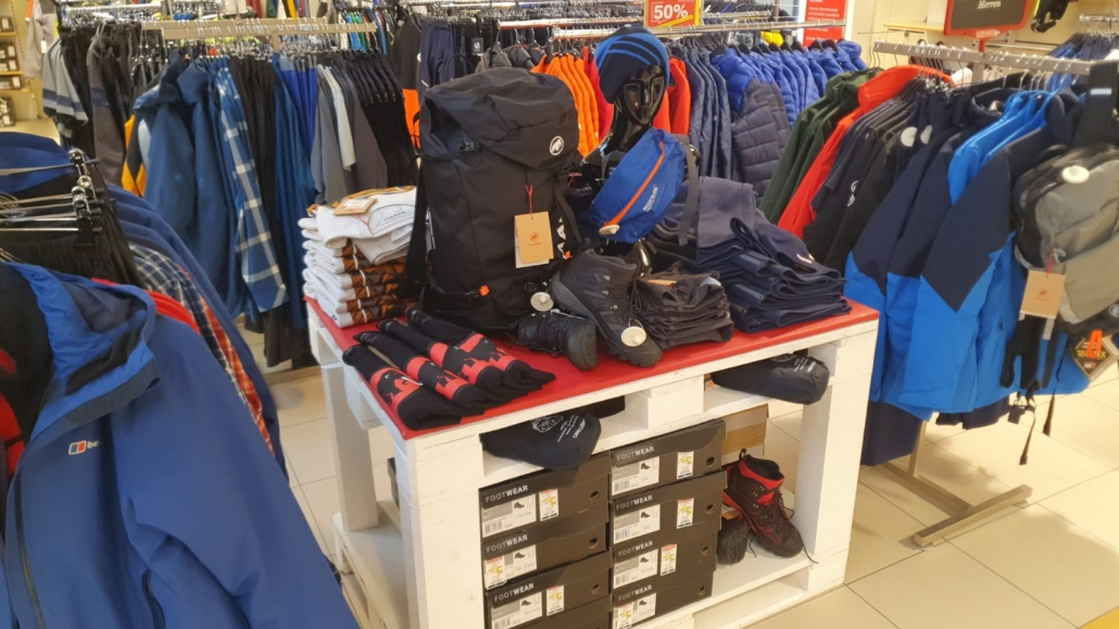 City Outlet Store Haid