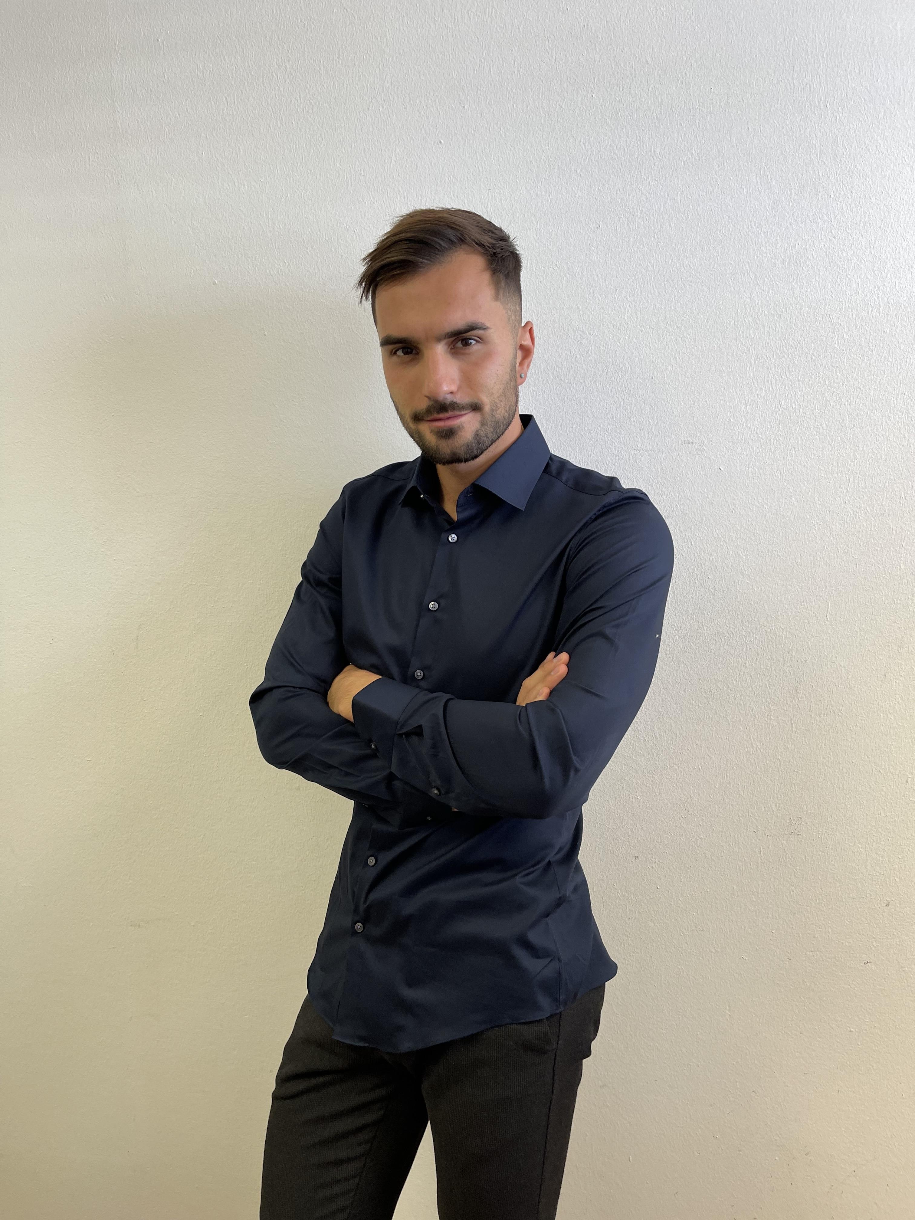 Herren Hemden City Outlet Blog Philipp Rafetseder Extra Slim Fit
