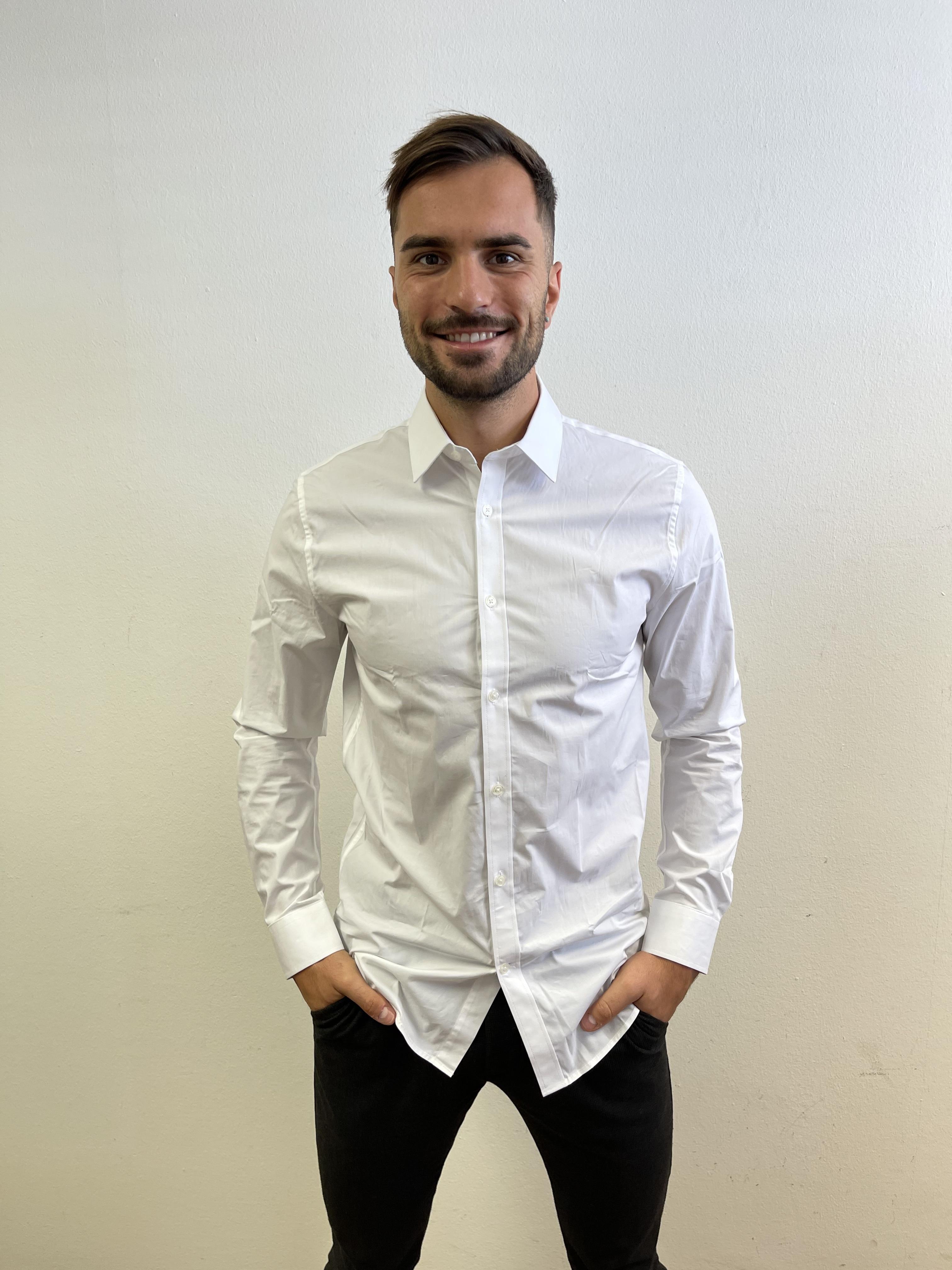 Herren Hemden City Outlet Blog Philipp Rafetseder Slim Fit